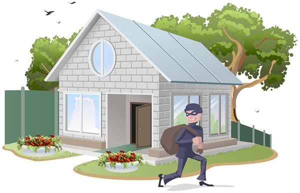 7 Simple Ways + 1 Bonus To Deter Home Burglaries
